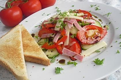 Schneller Salat 1