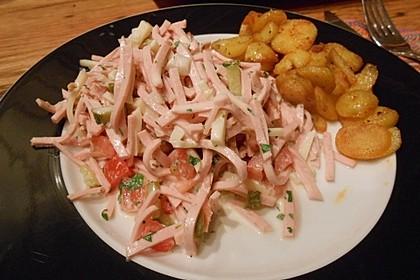 Schneller Salat 3