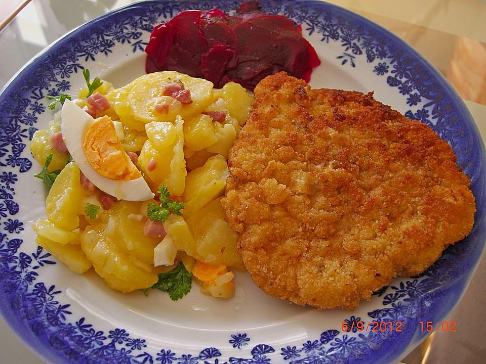 Wiener Schnitzel (Rezept mit Bild) von Tante79 | Chefkoch.de