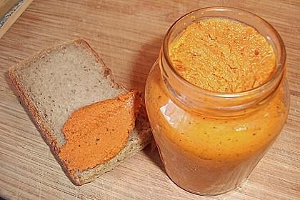 Karotten - Brotaufstrich für den Thermomix 3