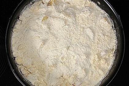 Apfelkuchen mit Rührteig und Streuseln 6