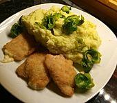 Rosenkohl - Kartoffel - Püree