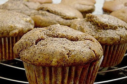 Apfel - Mohn - Muffins 5