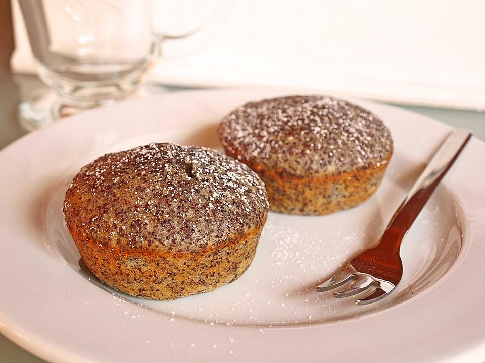 Apfel Mohn Muffins Rezept Mit Bild Von Bella111213 Chefkoch De