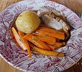 Glasierte Karotten (Bild)