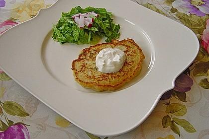 Irische Kartoffelpfannkuchen