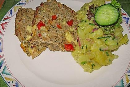 Uschis Gemüsehackbraten 6