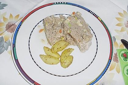 Uschis Gemüsehackbraten 11