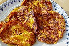 Südafrikanische Kürbispfannkuchen