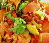Gemüsesoße (Bild)