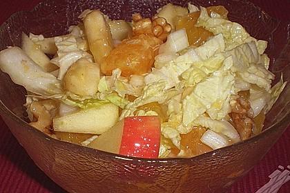 Fruchtiger Wintersalat