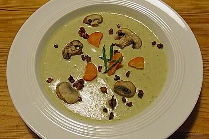 Mickys Kartoffelsuppe mit Champignons 28