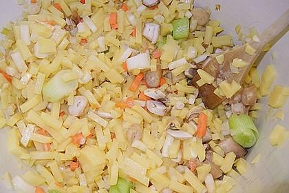Mickys Kartoffelsuppe mit Champignons 33