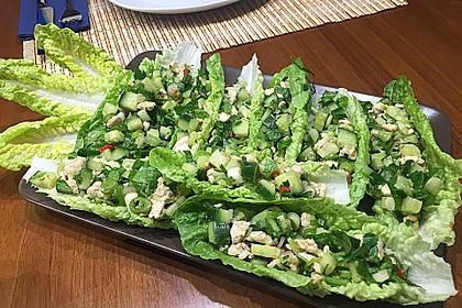 Laab Gai - Thailändischer Hähnchensalat 1