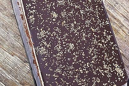 Schoko - Grieß - Sahne - Kokos - Kuchen 6