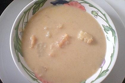 Steckrüben - Kohlrabi - Kokosmilch - Currysuppe mit Hähnchen 2