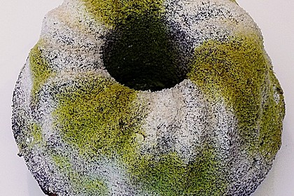 Marmorierter Matcha-Tee - Schokoladenkuchen 2