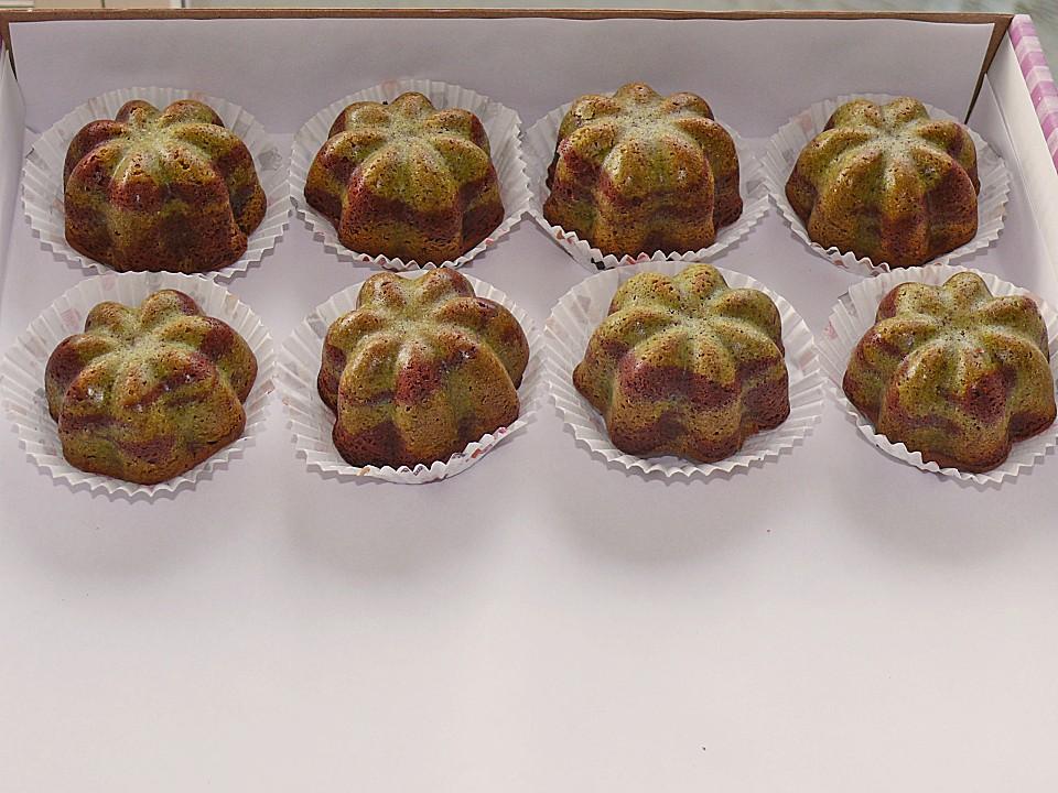 Marmorierter Matcha-Tee - Schokoladenkuchen von hope88 | Chefkoch.de