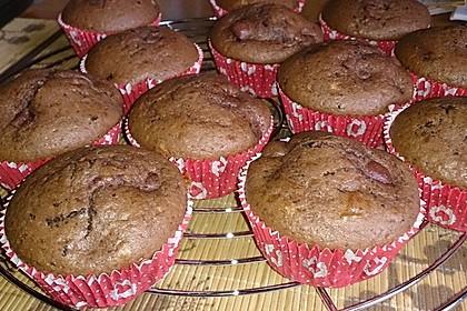 Schoko - Kirsch - Muffins 47