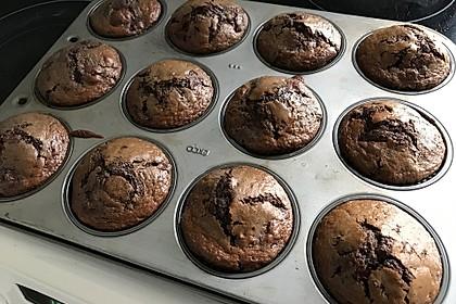 Schoko - Kirsch - Muffins 44