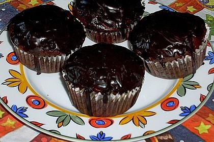 Schoko - Kirsch - Muffins 65
