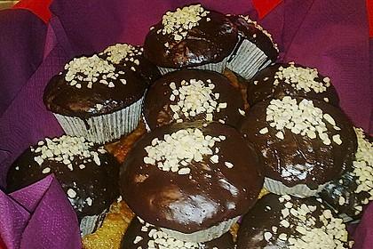 Schoko - Kirsch - Muffins 54