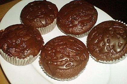 Schoko - Kirsch - Muffins 34