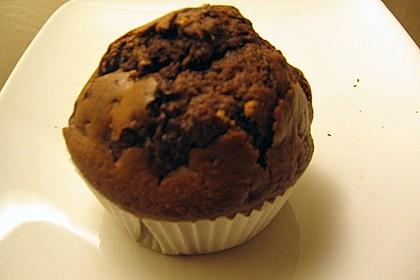 Schoko - Kirsch - Muffins 63
