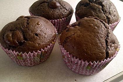 Schoko - Kirsch - Muffins 35