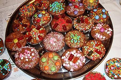 Schoko - Kirsch - Muffins 19
