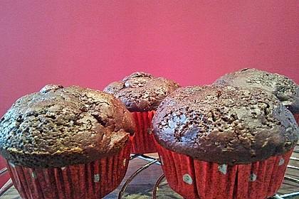 Schoko - Kirsch - Muffins 57