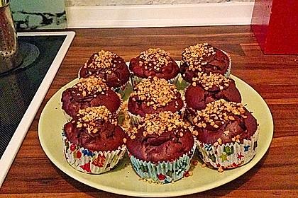 Schoko - Kirsch - Muffins 21
