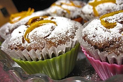 Schoko - Kirsch - Muffins 30