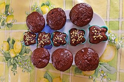Schoko - Kirsch - Muffins 36