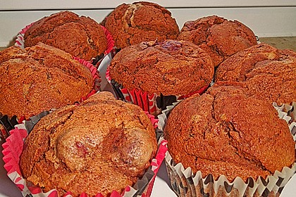 Schoko - Kirsch - Muffins 13
