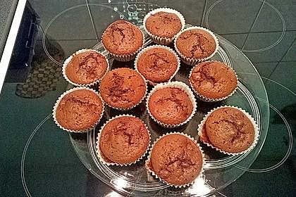 Schoko - Kirsch - Muffins 66