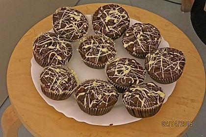 Schoko - Kirsch - Muffins 37