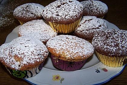 Schoko - Kirsch - Muffins 26