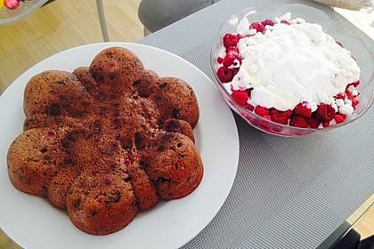Schoko - Kirsch - Muffins 41