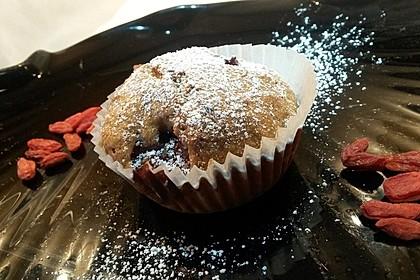 Schoko - Kirsch - Muffins 11