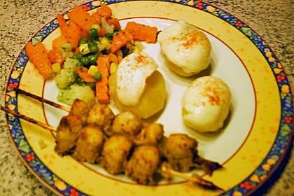 Mozzarella - Kartoffeln 2