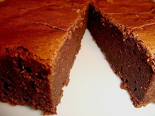 Chili - Karamell - Brownies 1