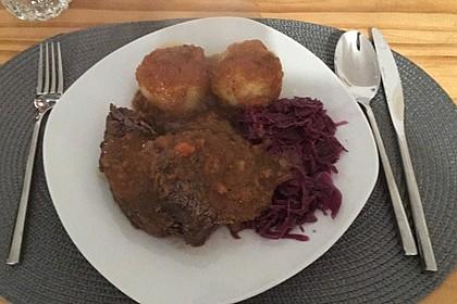 Sächsischer Sauerbraten nach Omas Rezept 5