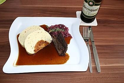 Sächsischer Sauerbraten nach Omas Rezept 3