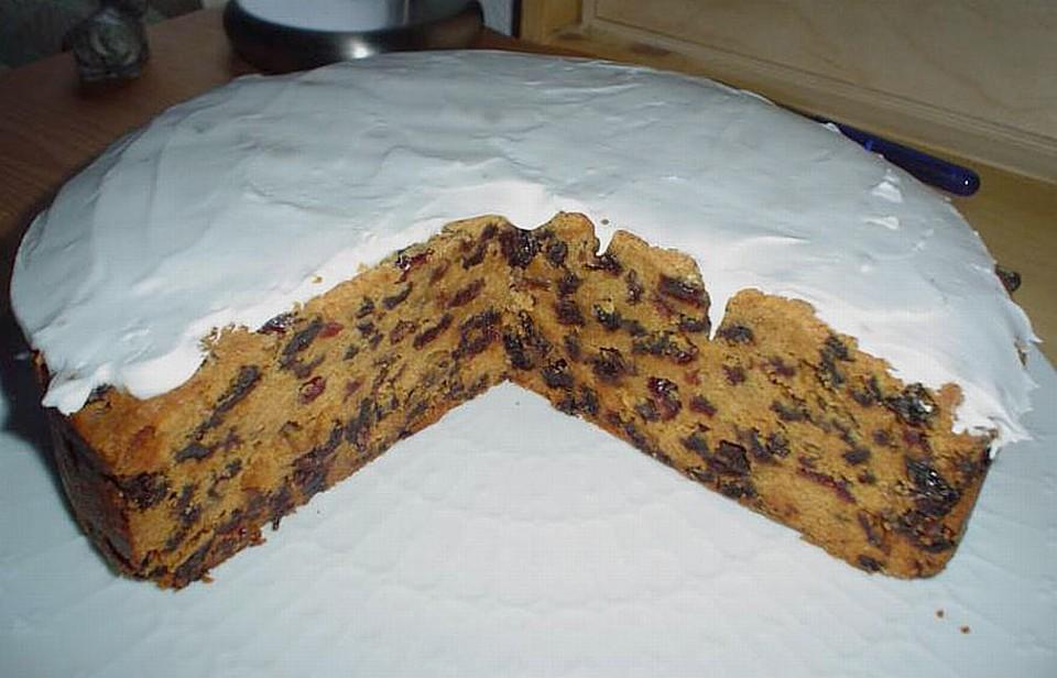 Irish Christmas Cake Von Rapture Chefkoch De