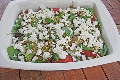 Tjaldas leichtes Zucchini - Tomaten - Gemüse 2