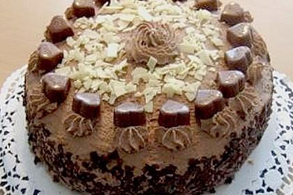 Schoko - Sahne - Torte 10