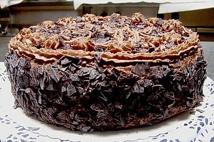 Schoko - Sahne - Torte 5