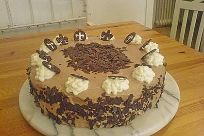 Schoko - Sahne - Torte 9