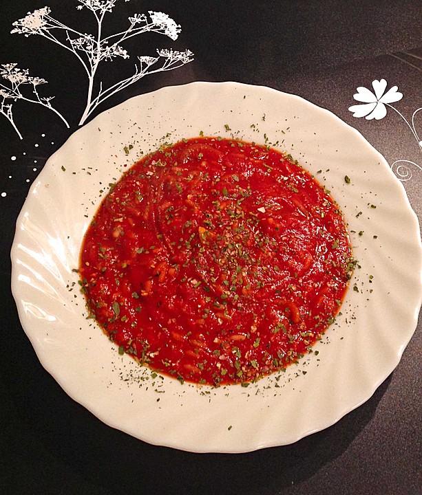 Schnelle Blechkuchen Rezepte Mit Bild: Preiswerte Und Schnelle Tomatensuppe Mit Reis (Rezept Mit